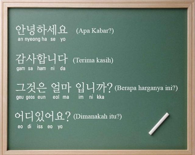 Arti Bahasa Korea Yang Sering Digunakan Dalam Ff Fingers Dancing