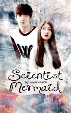 Scientist mermaid