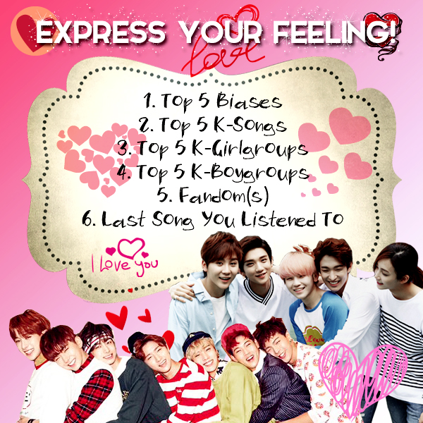 express your love
