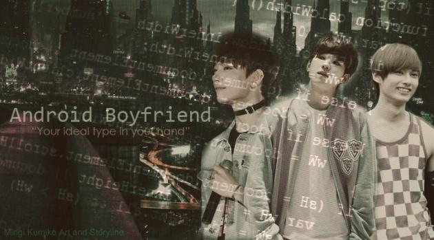 android boyfriend - svt