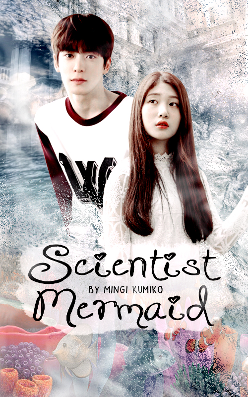 scientist-mermaid