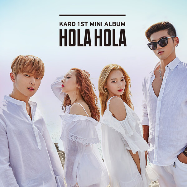 KARD-Hola-Hola-1st-Mini-Album